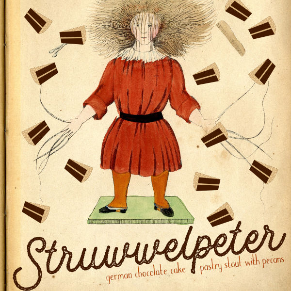 On Tap: Struwwelpeter German Chocolate Cake Stout