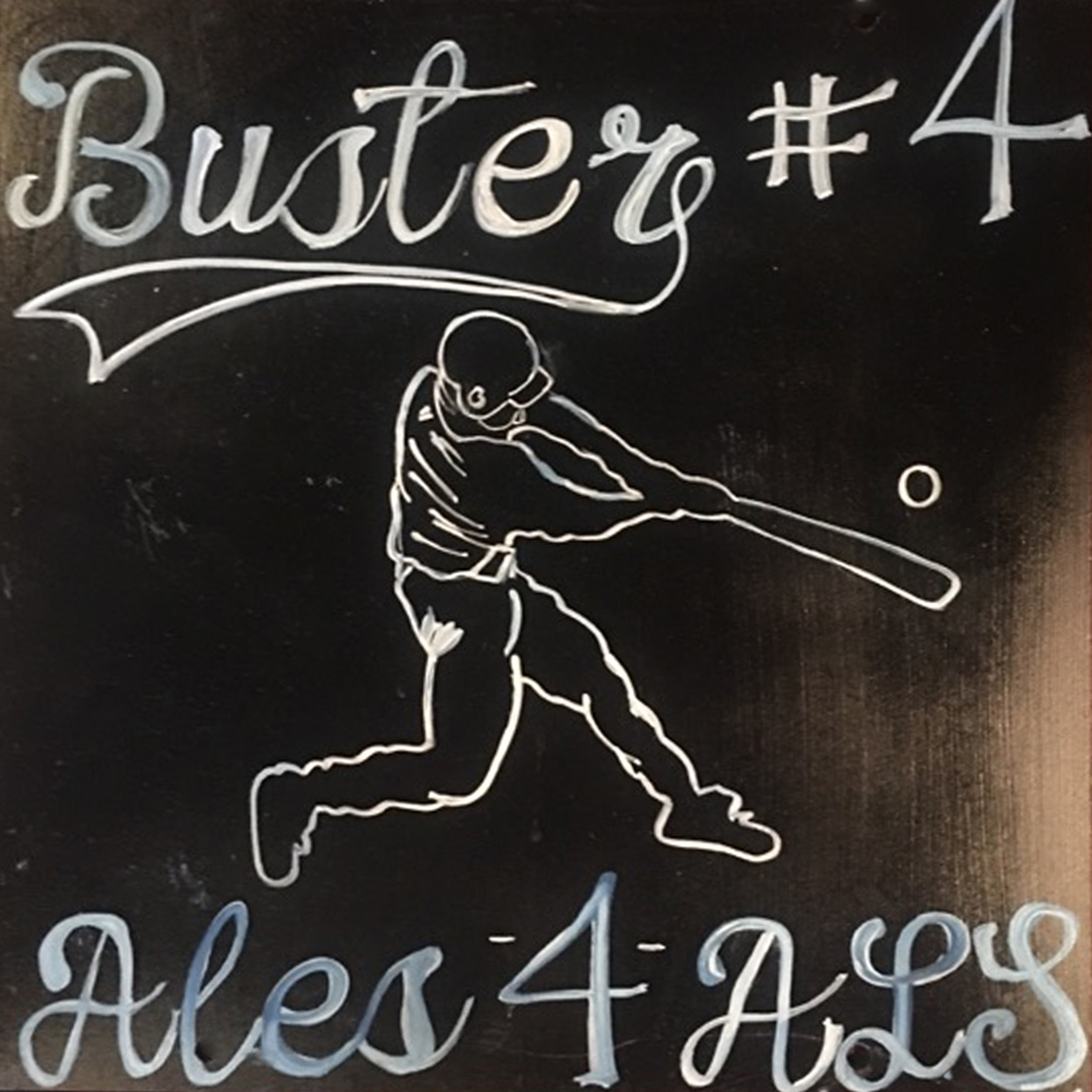 Buster #4 Experimental IPA On Tap Now