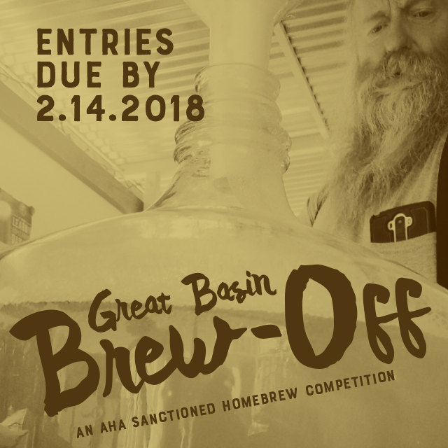 Great Basin Brew Off 2018