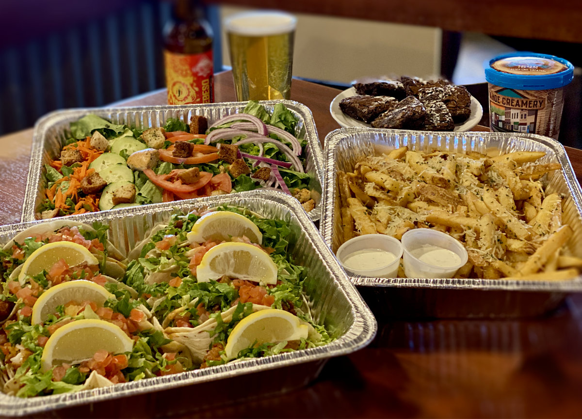 Sonoran Fish Taco Family Feast